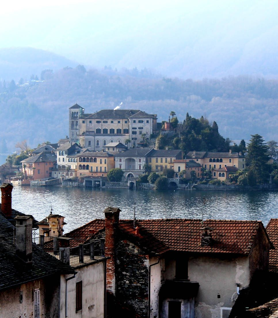 ROMANTIC WEEKEND ON ORTA LAKE
