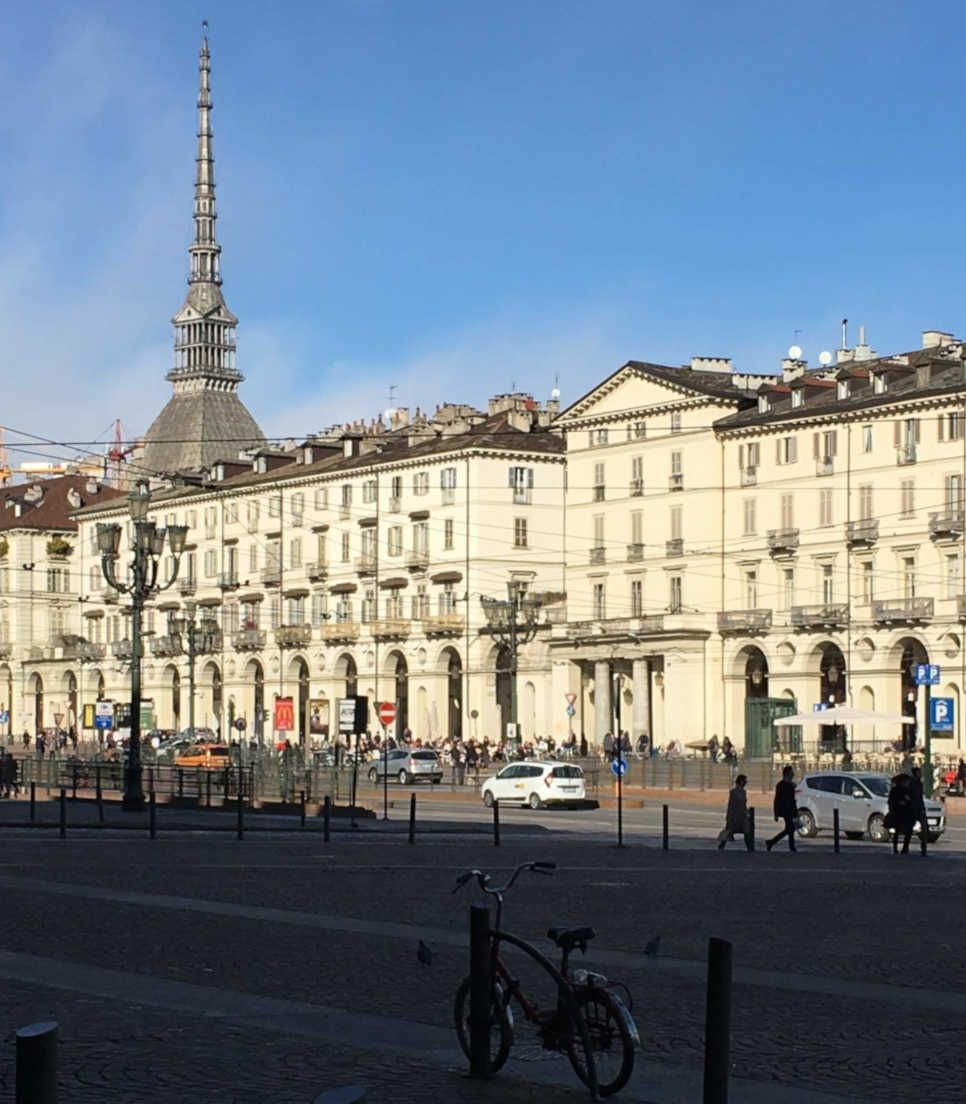 LUXURY WEEKEND IN TURIN