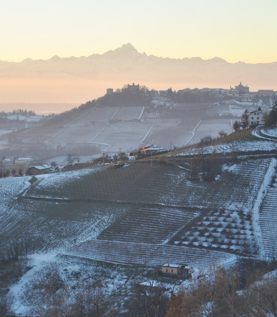 "NEW YEAR'S EVE ""EXPRESS"" BETWEEN LANGHE AND ROERO"